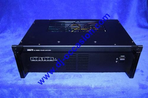 INTER M C800